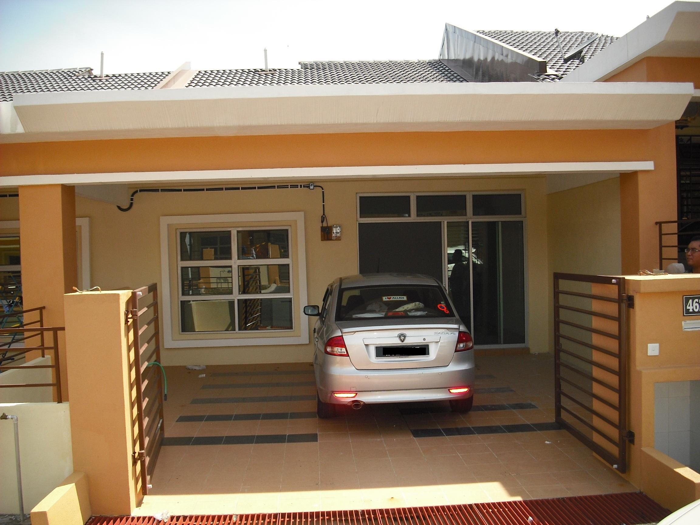 Dscf on Single Car Garage Size
