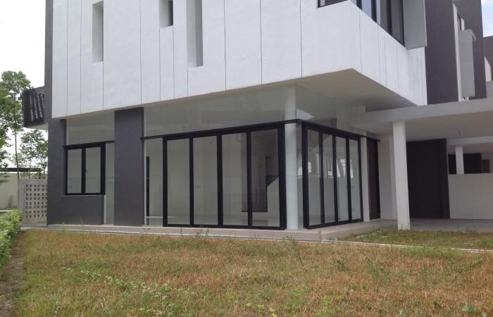 rumah baru untuk dijual ampang 2017