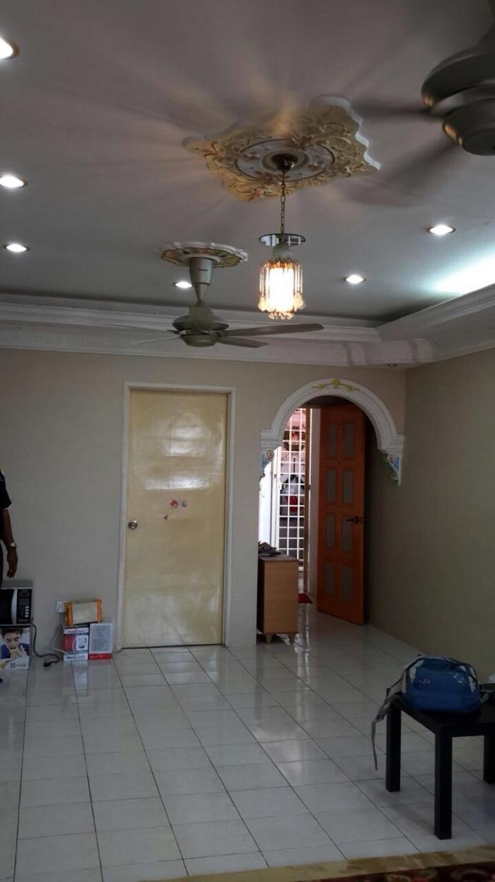 Merdeka Villa Apartment, Ampang Untuk Dijual - Ejen